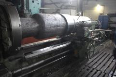 Механическая обработка на токарном станке ДИП 500