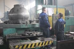 Работа  на производственном участке